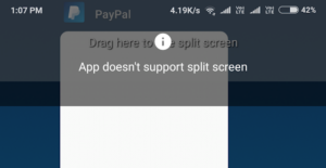 How To Fix App Does Not Support Split Screen Or Can't Use This App In Multi Window View
